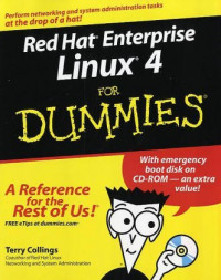 Red Hat Enterprise Linux 4 For Dummies