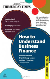 How to Understand Business Finance (Sunday Times Creating Success)