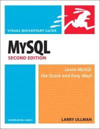 MySQL, Second Edition (Visual QuickStart Guide)