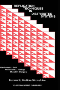 Replication Techniques in Distributed Systems (Advances in Database Systems)