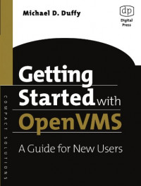 Getting Started With OpenVMS: A Guide for New Users (HP Technologies)