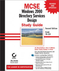 MCSE: Windows 2000 Directory Services Design Study Guide