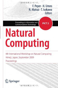 Natural Computing: 4th International Workshop on Natural Computing