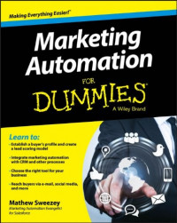 Marketing Automation For Dummies (Business & Personal Finance)