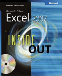 Microsoft  Office Excel  2007 Inside Out