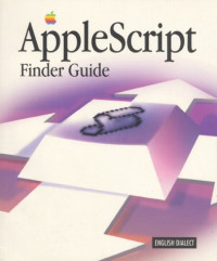 Applescript Finder Guide: English Dialect