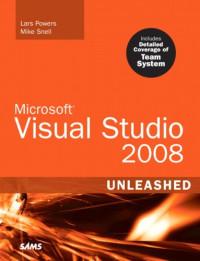 Microsoft Visual Studio 2008 Unleashed