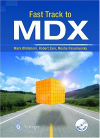 Fast Track to MDX