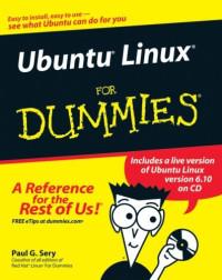 Ubuntu Linux For Dummies (Computer/Tech)
