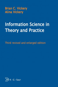 Information Science in Theory and Practice