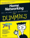 Home Networking All-in-One Desk Reference For Dummies (Computer/Tech)