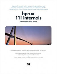 HP-UX 11i Internals (Hewlett-Packard Professional Books)