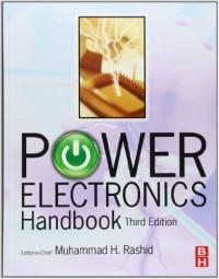 POWER ELECTRONICS HANDBOOK, Third Edition