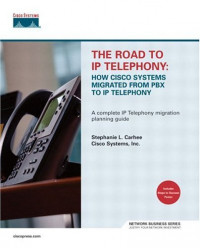 The Road to IP Telephony : How Cisco Systems Migrated from PBX to IP Telephony (Network Business)