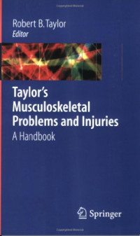 Taylor's Musculoskeletal Problems and Injuries: A Handbook