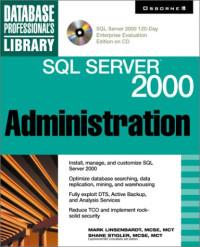 SQL Server 2000 Administration (Book/CD-ROM)