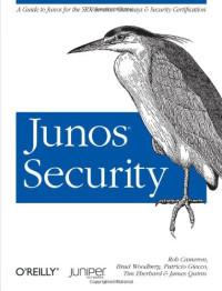 JUNOS Security
