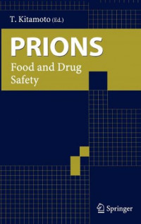 Prions: Food and Drug Safety