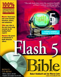 Flash 5 Bible