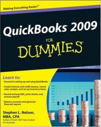 QuickBooks 2009 For Dummies (Computer/Tech)