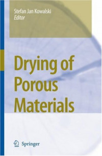 Drying of Porous Materials