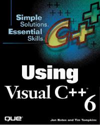 Using Visual C++ 6