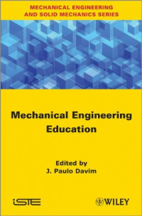 Mechanical Engineering Education (ISTE)