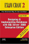 MCAD/MCSE/MCDBA 70-229 Exam Cram 2 : Designing & Implementing Databases w/SQL Server 2000 Enterprise Edition (Exam Cram 2)