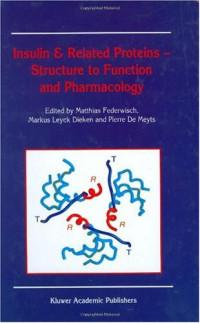 Insulin & Related Proteins _ Structure to Function and Pharmacology