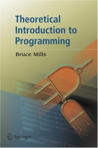 Theoretical Introduction to Programming