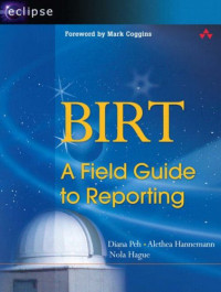 BIRT: A Field Guide to Reporting (The Eclipse Series)