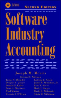 Software Industry Accounting (with CD-ROM)