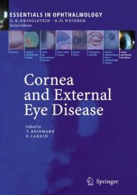 Cornea and External Eye Disease: Corneal Allotransplantation, Allergic Disease and Trachoma (Essentials in Ophthalmology)