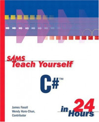 Sams Teach Yourself C# in 24 Hours