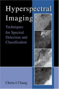 Hyperspectral Imaging: Techniques for Spectral Detection and Classification