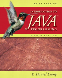 Introduction to Java Programming, Brief (8th Edition)