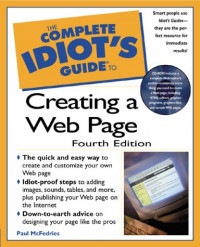 The Complete Idiot's Guide to Creating an HTML Web Page
