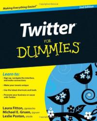Twitter For Dummies (Computer/Tech)