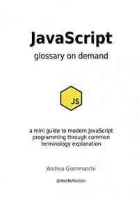 JavaScript glossary on demand