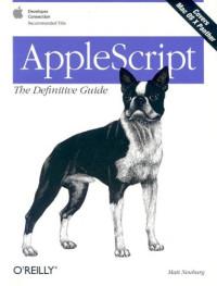 AppleScript: The Definitive Guide