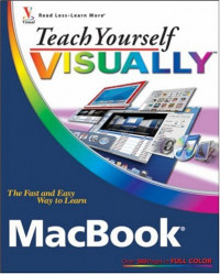 Teach Yourself VISUALLY MacBook (Tech)