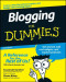 Blogging For Dummies, Second Edition (Computer/Tech)