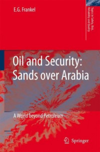 Oil and Security: A World beyond Petroleum (Topics in Safety, Risk, Reliability and Quality)