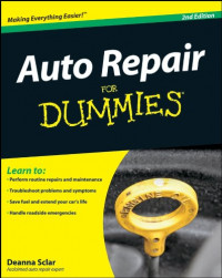Auto Repair For Dummies