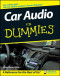 Car Audio For Dummies (Computer/Tech)