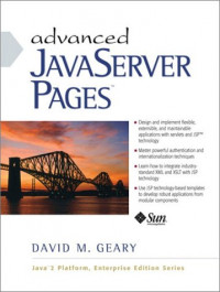 Advanced JavaServer Pages