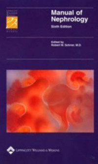 Manual of Nephrology: Diagnosis and Therapy (Spiral Manual Series)