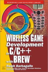 Wireless Game Development in C/C++ with BREW