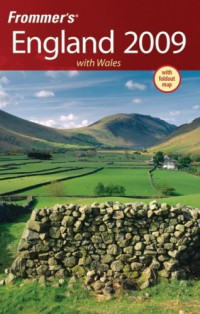 Frommer's England 2009 (Frommer's Complete)