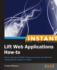 Instant Lift Web Applications